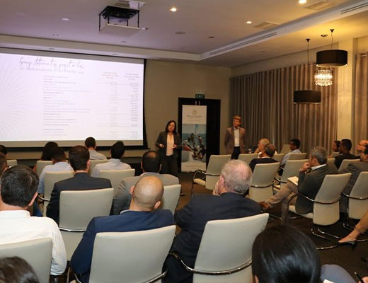 New Mauritius Hotels Ltd Analyst Meeting-February 2020